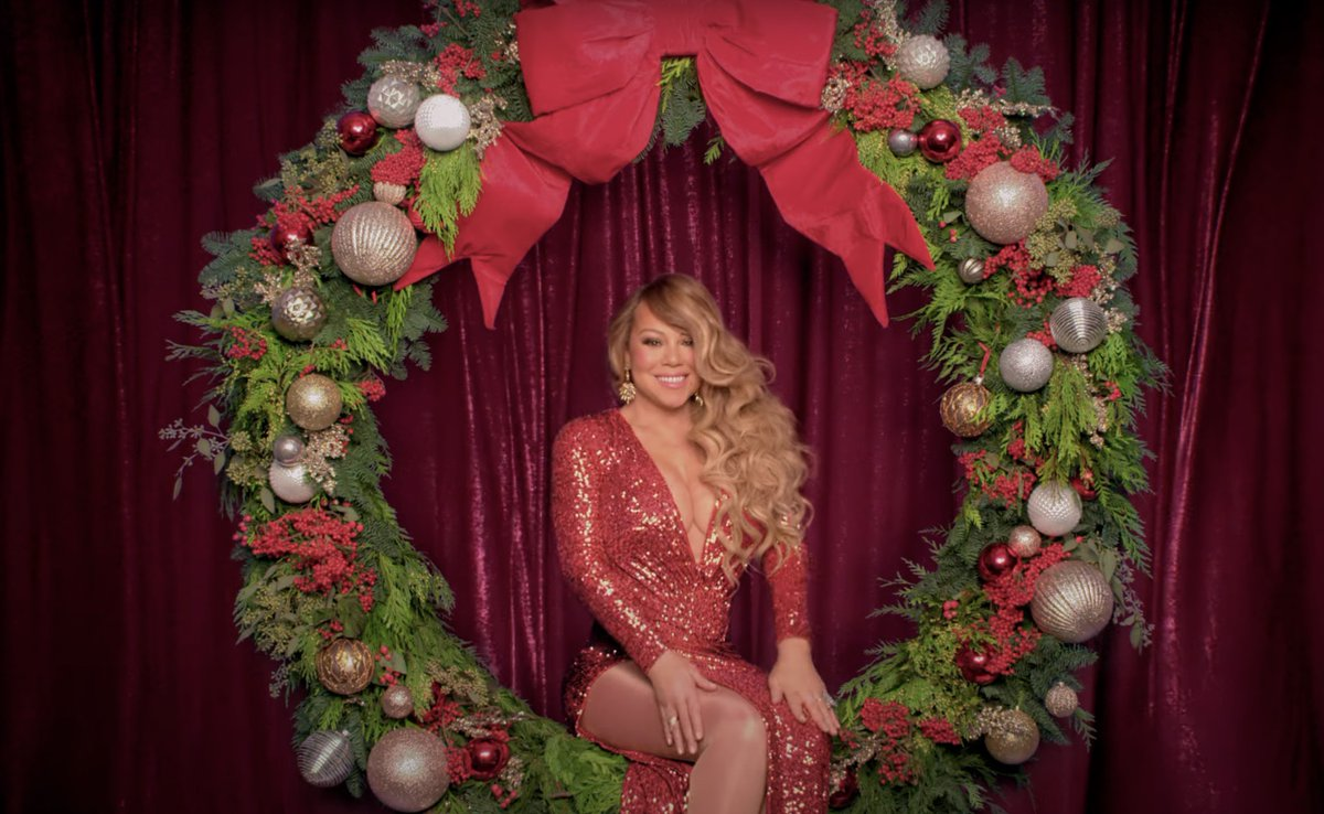 """Mariah Carey offers """"a little magic"""" in her star-studded Christmas special trailer"""