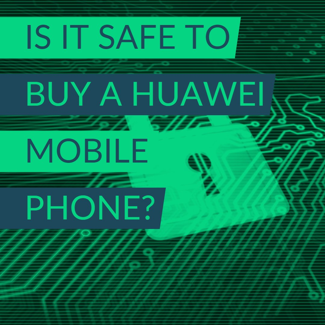 Looking at #Huawei mobiles in the #BlackFriday sales but unsure if they're safe to use? We've covered that here: https://t.co/YqR2UHNPjL #Smartphones #tech https://t.co/Q5dpIR2wi0