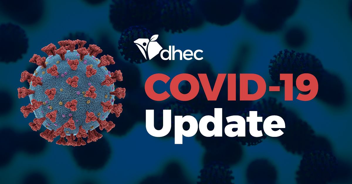 Today, DHEC announced 1,777 new confirmed cases and 38 new probable cases of COVID-19, 28 additional confirmed deaths and 1 new probable death. Percent positive is 12.3%.