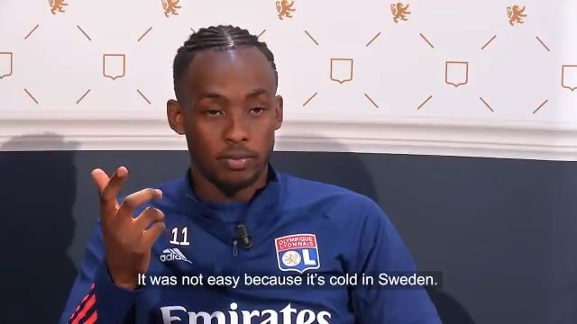 Tino Kadewere reflects on his time in Sweden with @DIF_Fotboll, and a goal that looks very familiar! 👀
