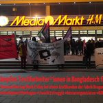 Image for the Tweet beginning: Noch immer kämpfen Textilarbeiter*innen in