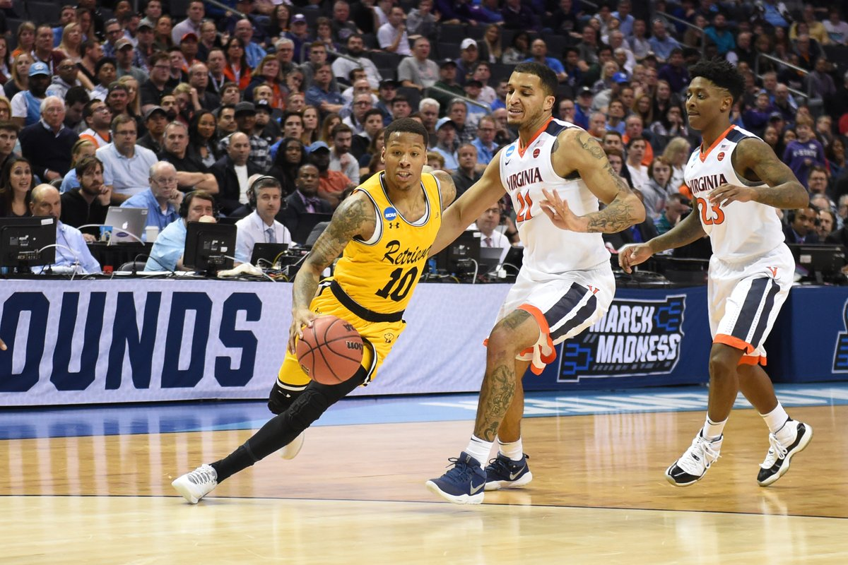 San Francisco currently leads Virginia 61-60 with 23 seconds remaining. Virginias last lost to an unranked opponent on a neutral court came in the infamous 1-seed loss to 16-seed defeat at the hands of UMBC in the 2018 NCAA Tournament.