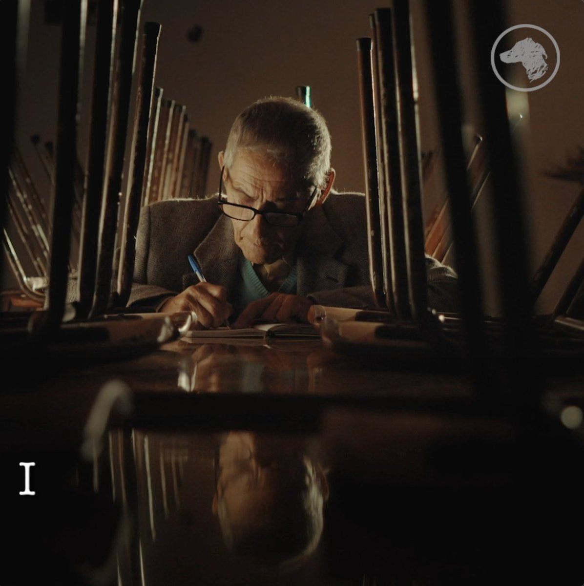 """""""The most heart-warming spy movie ever made"""" - @IndieWire  #TheMoleAgent will make you want to virtually hug all your elderly relatives 🧡 Watch it in cinemas & on demand from 11 December:"""