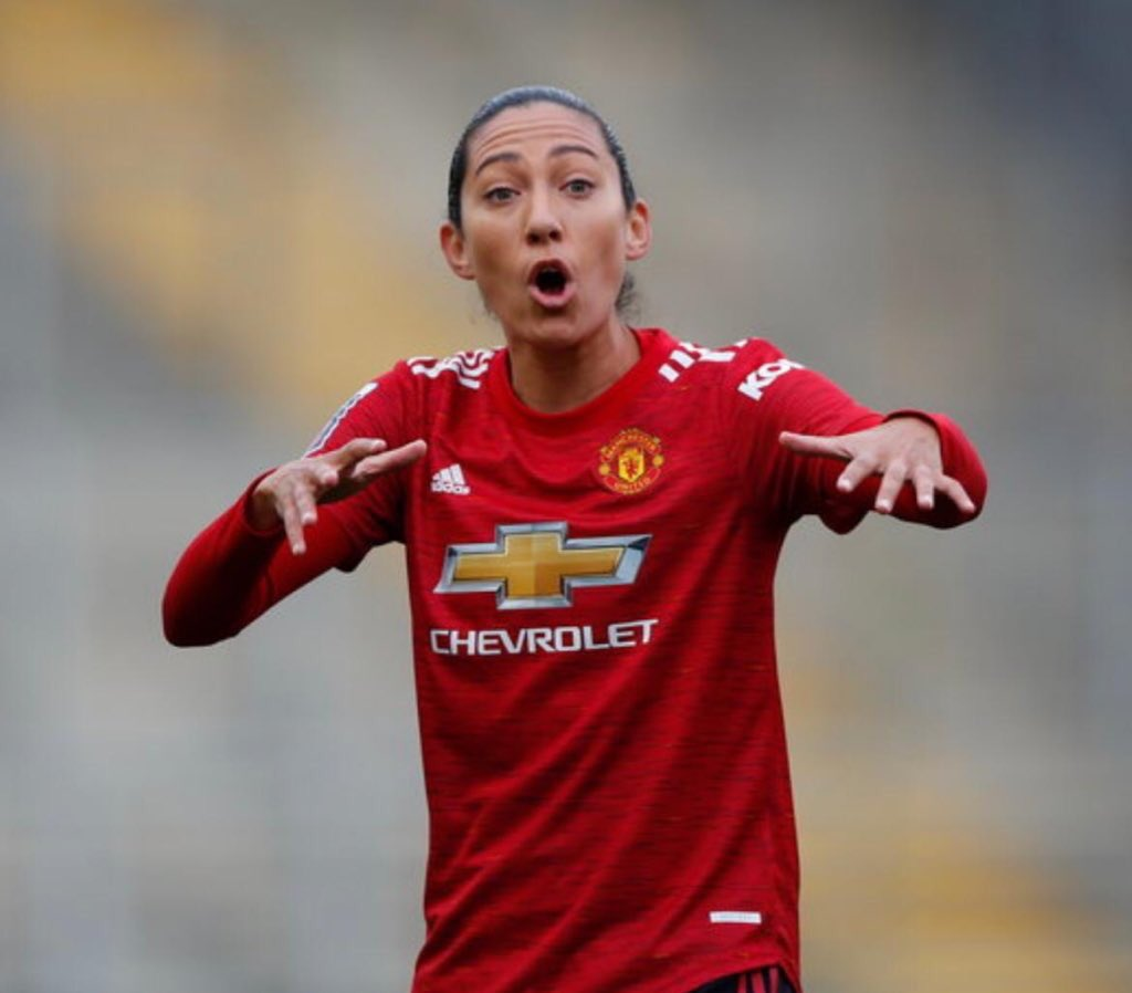 Happy with this Press-Heath connection, personally I think they should stay at United, to strengthen their bond #MUWomen #USWNT