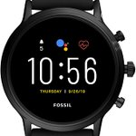 Image for the Tweet beginning: Fossil Men's Gen 5 Touchscreen