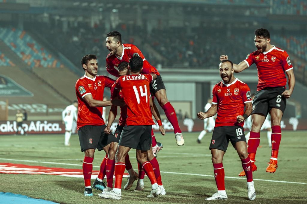 🦅 One of the most passionately supported clubs on earth is set to take on the world! 🌍  ❤️ Afsha hits a late winner against fierce rivals @ZSCOfficial to make @AlAhlyEnglish African champions for a record-extending 9th time & send them to the #ClubWC 🏆  📸 @AlAhly