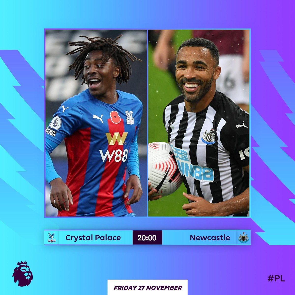 Who wins: 🦅 or ⚫️⚪️?  #CRYNEW