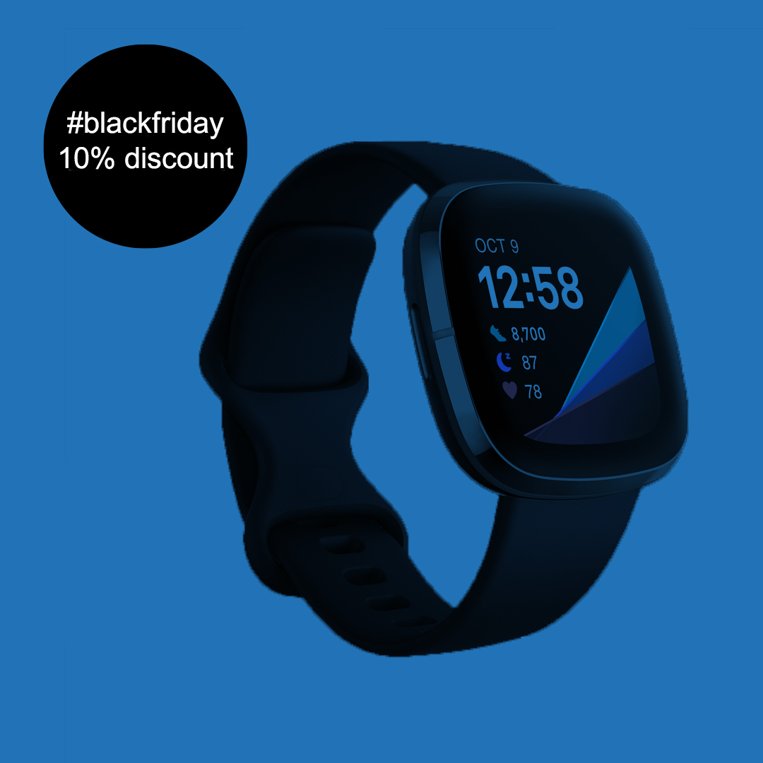 TopCashback is offering 30% cashback on Fitbits from Currys and PC World this Black Friday!  Insure your new purchases with us and get 10% off in our Black Friday sale.  Use our Promo code 'BF10' when checking out.  https://t.co/xvriElfdhY  #blackfriday https://t.co/okPqoSYsq9