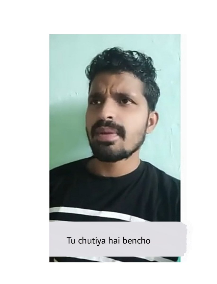 "When your best friend told you that  ""Usase jyada sarif insaan Or koi nai ""   Le you-  #YouTubeOriginals"
