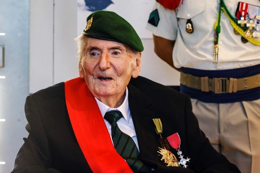 Hubert Germain, le dernier des compagnons de la libération. 100 ans depuis le 6 août 2020. [le der des der]. https://t.co/ZPqGdBidyx