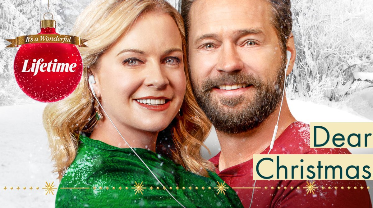"""Quarantining tonight? Here's a treat from @lifetimetv.  @Jason_Priestley, @MelissaJoanHart, and @Therocknrobn star in the instant holiday classic """"DEAR CHRISTMAS"""" at 8 PM.   #lifetimetv #lifetime #FridayNight #festhund #festnews #festfriday https://t.co/sVLQ6pFqto"""