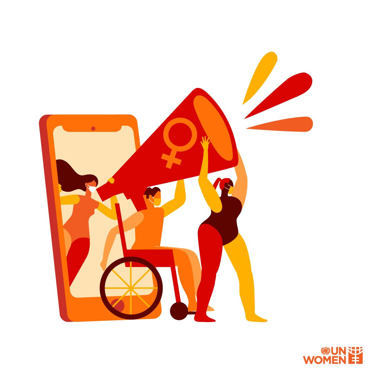 Violence against women & girls is a human rights violation that's been perpetuated for decades. It's pervasive, but not inevitable -- unless we stay silent.  During the #16Days of activism & every day, speak out to help break the cycle of abuse.