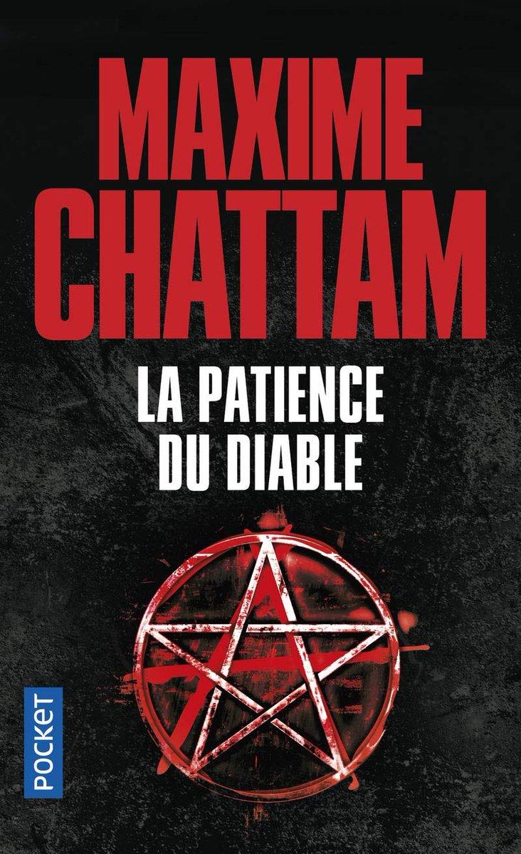 #VendrediLecture pour finir le Pumpkin Autumn Challenge : La patience du diable de Maxime Chattam https://t.co/heq5chQ1Ng
