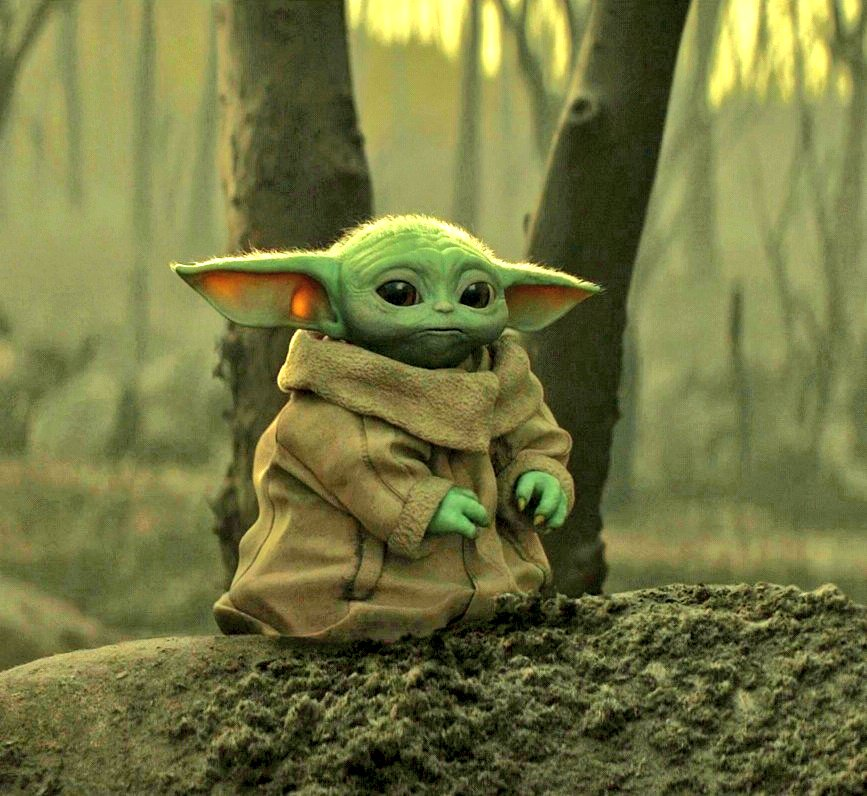 Ok now everyone should stop calling the child as baby yoda, his name is freaking grogu #TheMandalorian
