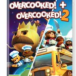 Image for the Tweet beginning: Overcooked & Overcooked 2 for
