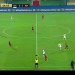 Image for the Tweet beginning: Very entertaining first half! #ElZamaleke 1-1