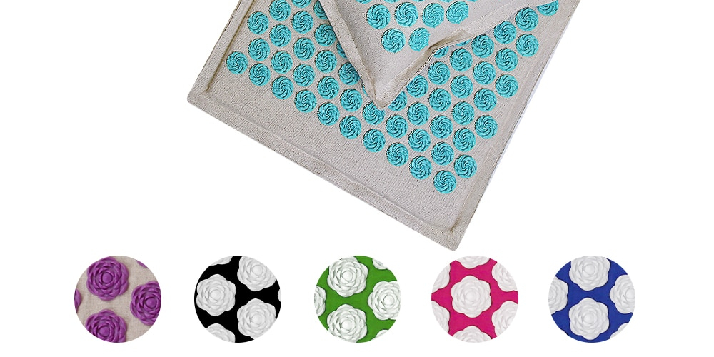 #homegym #workout #wintersports #fitness Acupressure Mat