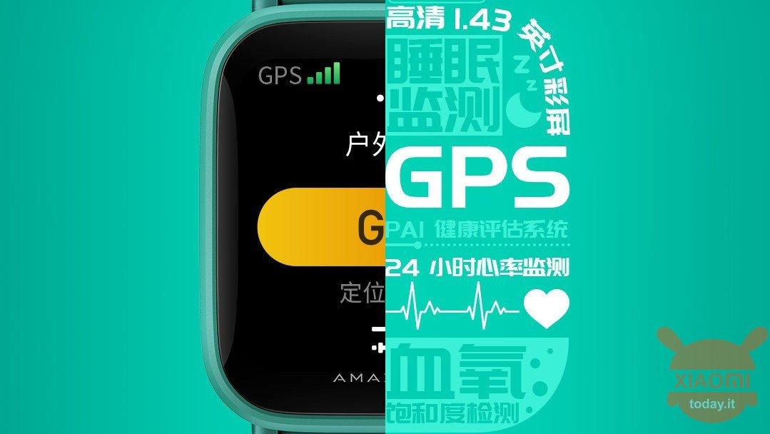 📣 NEWS - Amazfit Pop #Pro annunciato in Cina: upgrade del modulo GPS, adesso molto più accurato #AmazfitPop #AmazfitPopPro #Fitness #Huami #Salute #Sport #Xiaomi ℹ️ Info qui  🏷 Tagga una persona interessata 💬 Dai la tua opinione nei commenti
