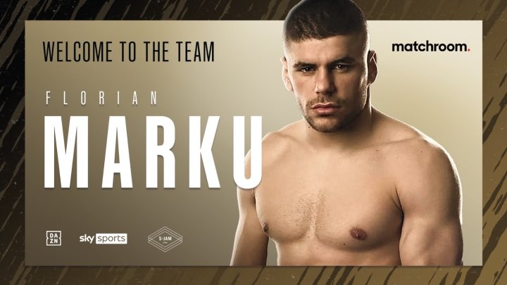 NEW SIGNING:  Popular welterweight Florian Marku signs for Matchroom Boxing  The Albanian has been linked with fights against Conor Benn and Chris Kongo⭐️  READ MORE: https://t.co/KD2280zAsE https://t.co/x8UZgrrTcJ