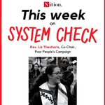 Image for the Tweet beginning: .@liztheo joins @systemcheckpod co-hosts @MHarrisPerry