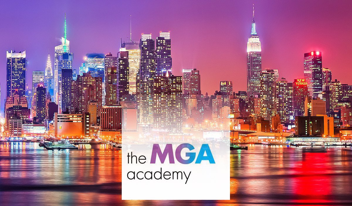 🇺🇸 Watching the inspiration & excitement in the faces of @themgaacademy students as they arrive into the #USA & see the skyline of #NYC for the first time is one of the most rewarding moments I have each year.  So excited for the future of #MGA, the students & our graduates. 🇺🇸