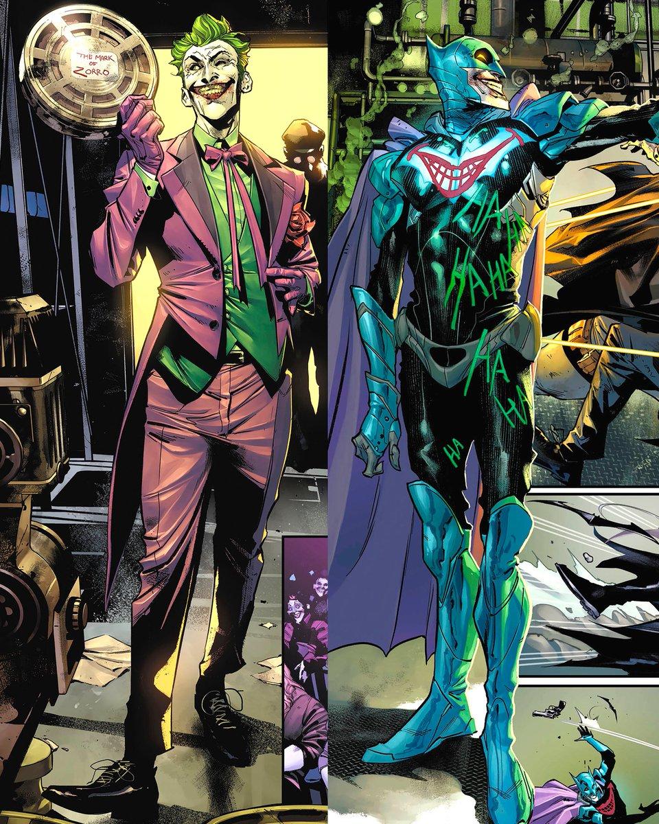 Modified Joker Armor