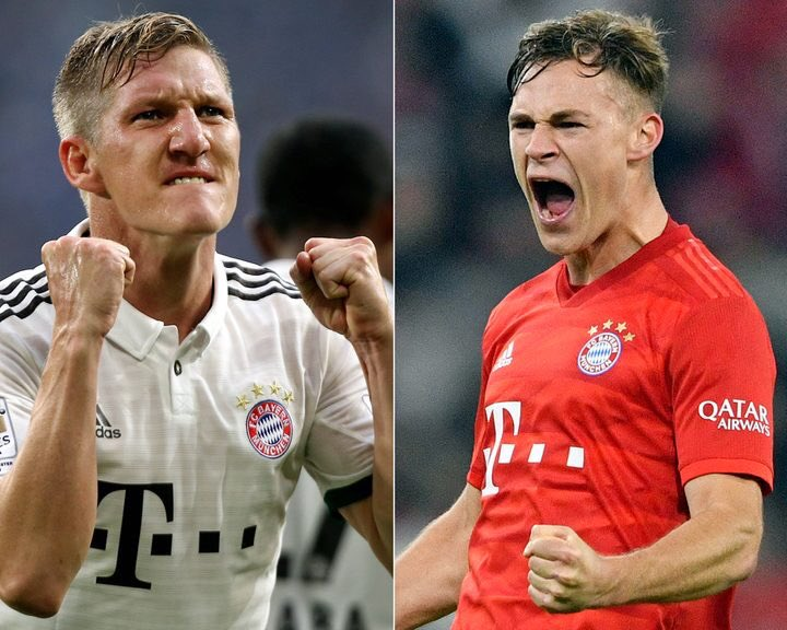 """𝐮𝕟𝕚ᵏ ⚡️ 𝚂𝙴𝚇𝚃𝚄𝙿𝙻𝙴 𝚆𝙸𝙽𝙽𝙴𝚁𝚂 🏆 on Twitter: """"Joshua Kimmich  started off with the youth team at Stuttgart, where he played for 6 seasons  between 2007-13. Kimmich first started off with local team"""