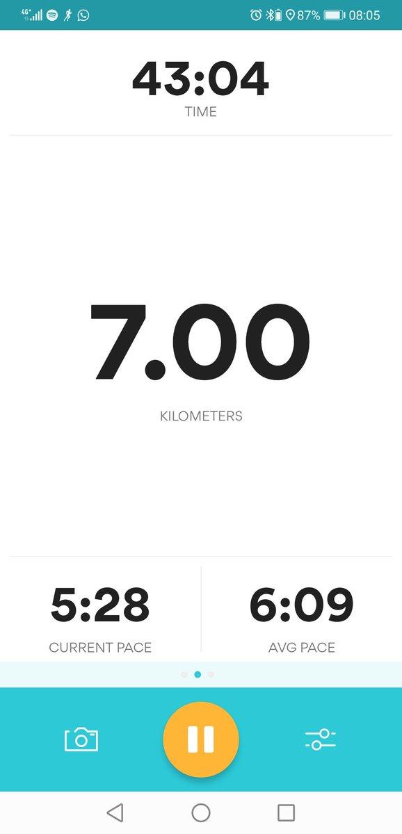 #running #runners #runningmotivation #runkeeper #Samsung #Smartwatch #stayactive #StaySafeStayHealthy #SaturdayMotivation #fitnessjourney #PositiveVibes  🤎