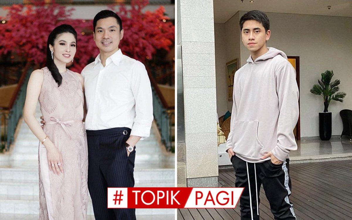 Harvey Suami Sandra Dewi Bikin Fans Salfok, Athalla Naufal Soal Mobil Mewah Eks Pacar-Topik Pagi https://t.co/tWP9Q6OigE https://t.co/1MiL1xkmTn