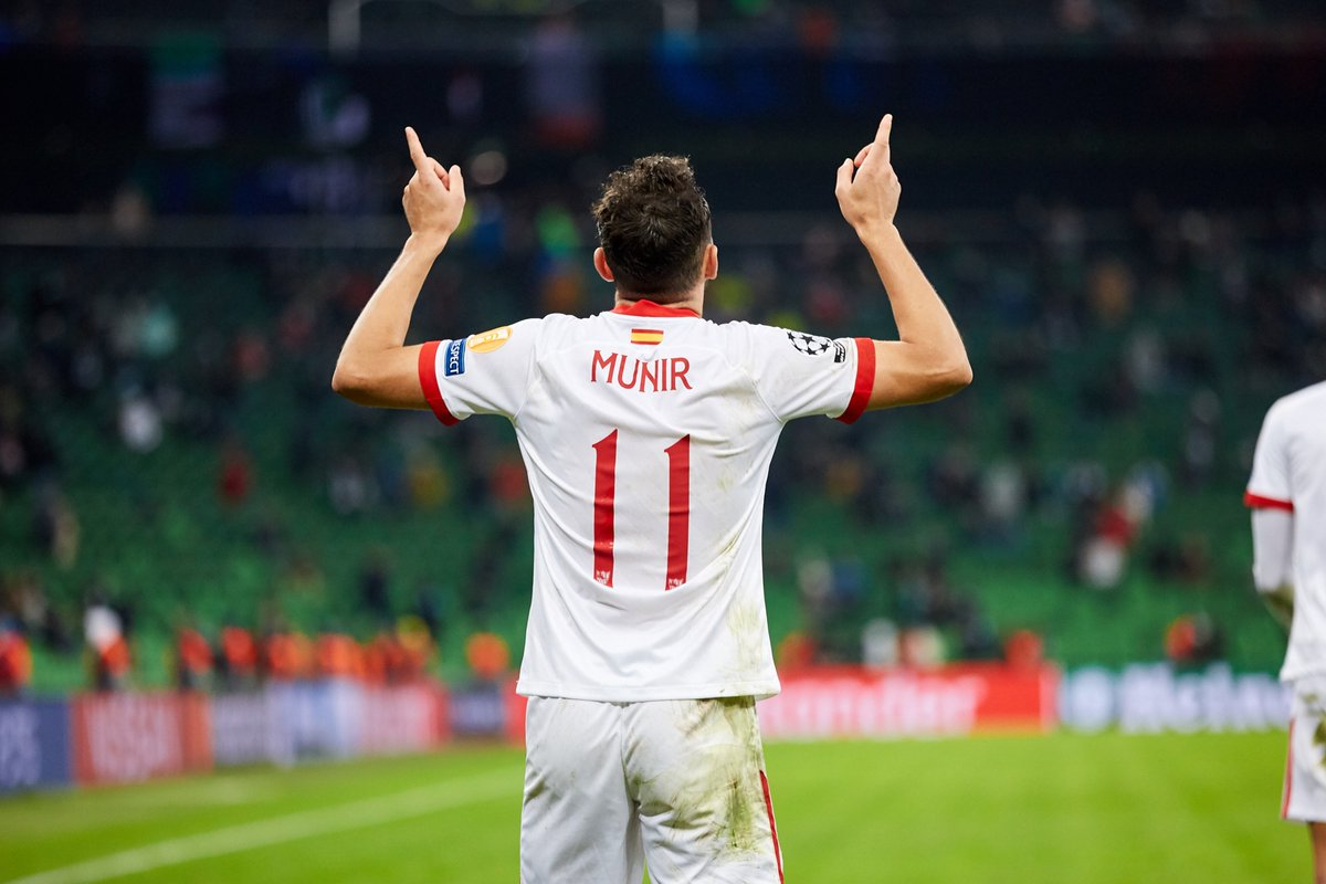 So #Sevilla isn't going to #UEL instead they are going to the #UCL round of 16. Perhaps they are inspired by #Lyon from last season's UCL Performance.#SevillaFC #huesev #SFC #vamosmiSevilla #seville #spain #ocampos #LaLiga #munir 📸 Photo 203046114 © Payee