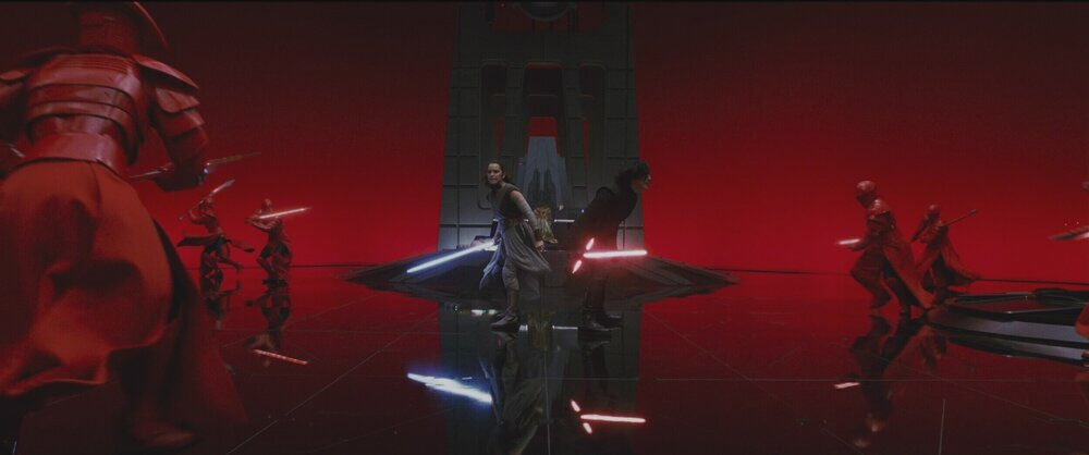 The Last Jedi is the best looking Star Wars movie https://t.co/pApHU8SyOU