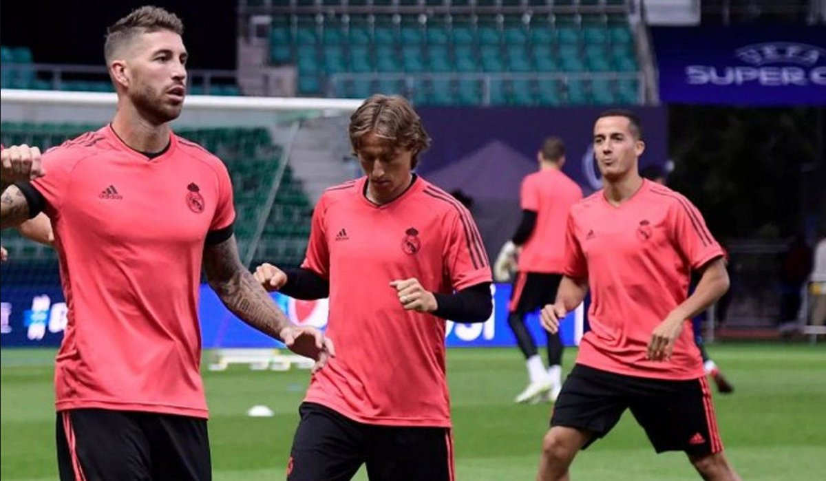 Konflik Kontrak Real Madrid: Sergio Ramos, Luka Modric, Lucas Vazquez, Nacho - Berita Bola  #LigaSpanyol #LucasVazquez #LukaModric #NachoFernandez #RealMadrid
