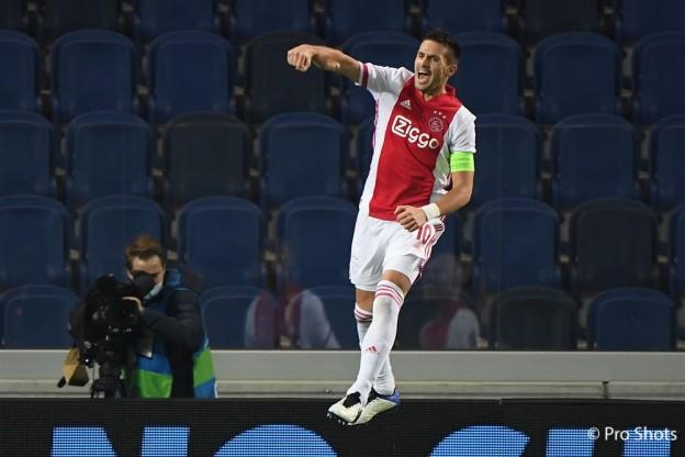 test Twitter Media - UEFA roept Ajax-speler uit tot Champions League-Speler van de Week https://t.co/N893RrqMxQ #ajax https://t.co/pPO6UhxRkV