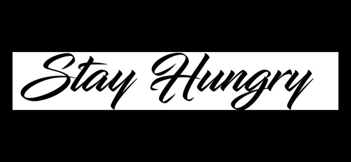 Stay focused on your mission, remember the big picture.  . #3rdeyechi #foodforthought #stayhungry #stayfocused #staytrue #grind #grow #eat #evolve #believe #3rdeye #chicago #staywoke #staytuned #peace https://t.co/4bYV2fgkYs