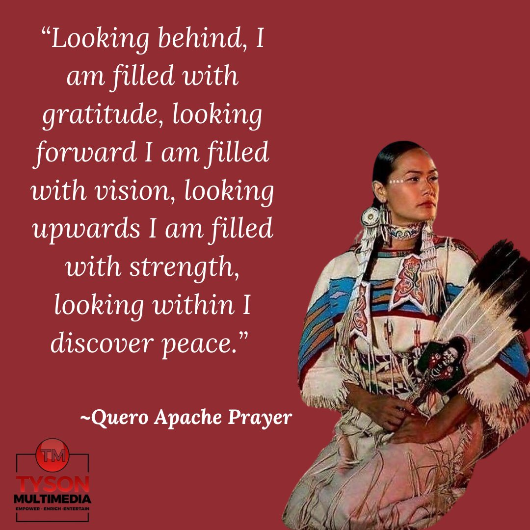 The traditional Quero Apache meditative practice of entering the silence--a combination of prayer, meditation, and breathwork--as a path to spiritual healing and enlightenment.   #happyfriday #nativeamericanhistorymonth #indigenous #culture #thankful #positive #womenleaders