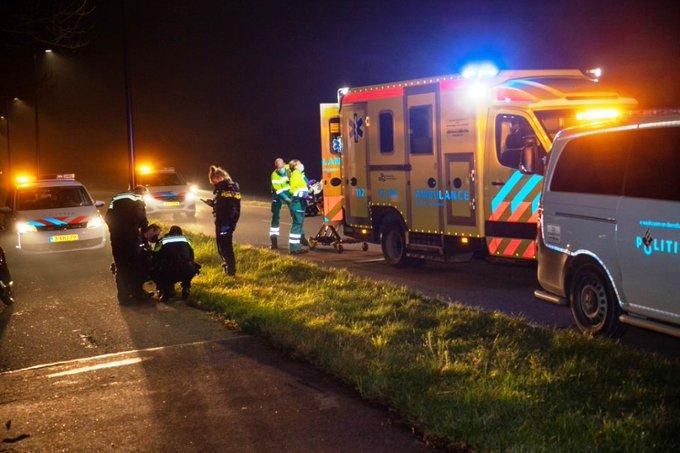 Scooterrijder gewond bij ongeluk Vlaardingsedijk https://t.co/BRiWzN6vzO https://t.co/VW6ThTOzlA