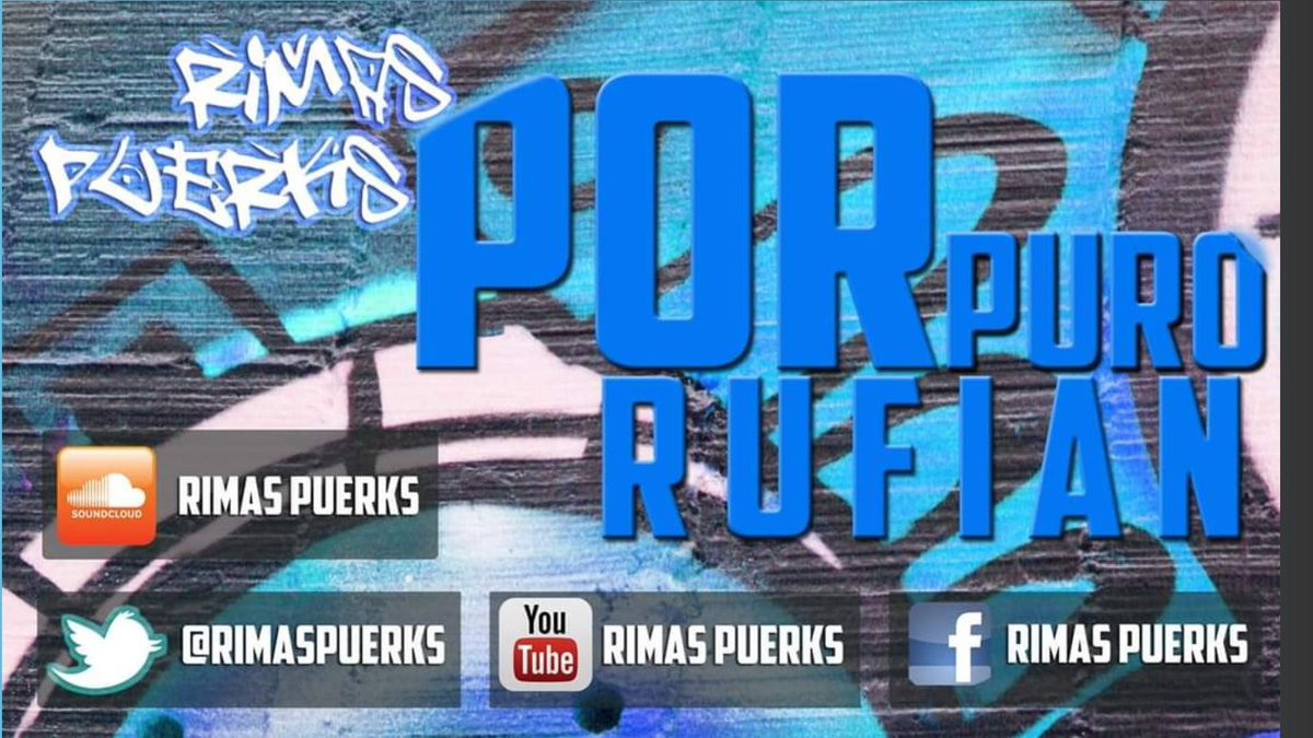 Ya sabe donde llegarme #Music #colombia #raps #hiphop #RAP #Liricas #Rimaspuerks #Humanbeing #udelak #porka #Hoy #play https://t.co/18rPsGzx6W