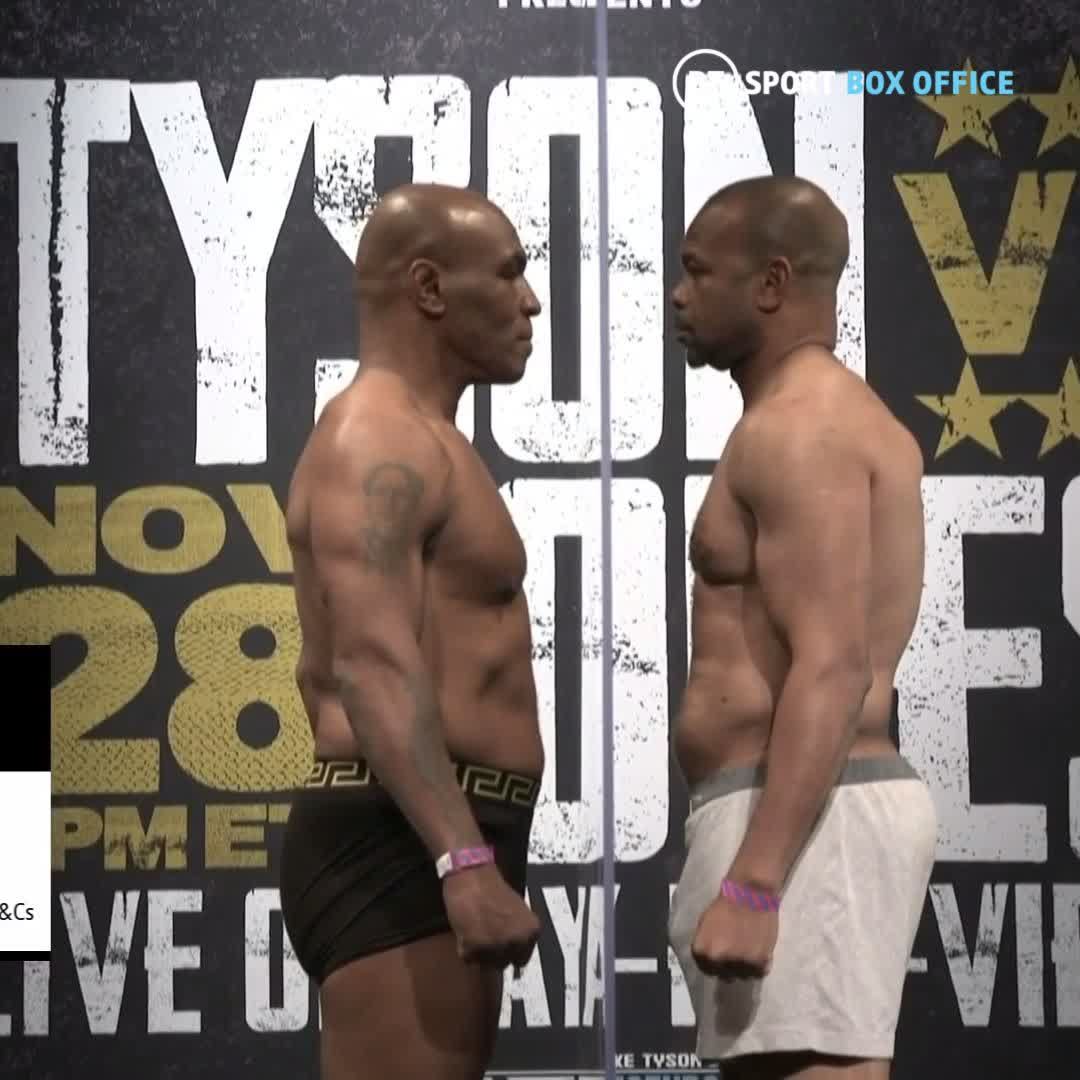@BleacherReport's photo on Tyson