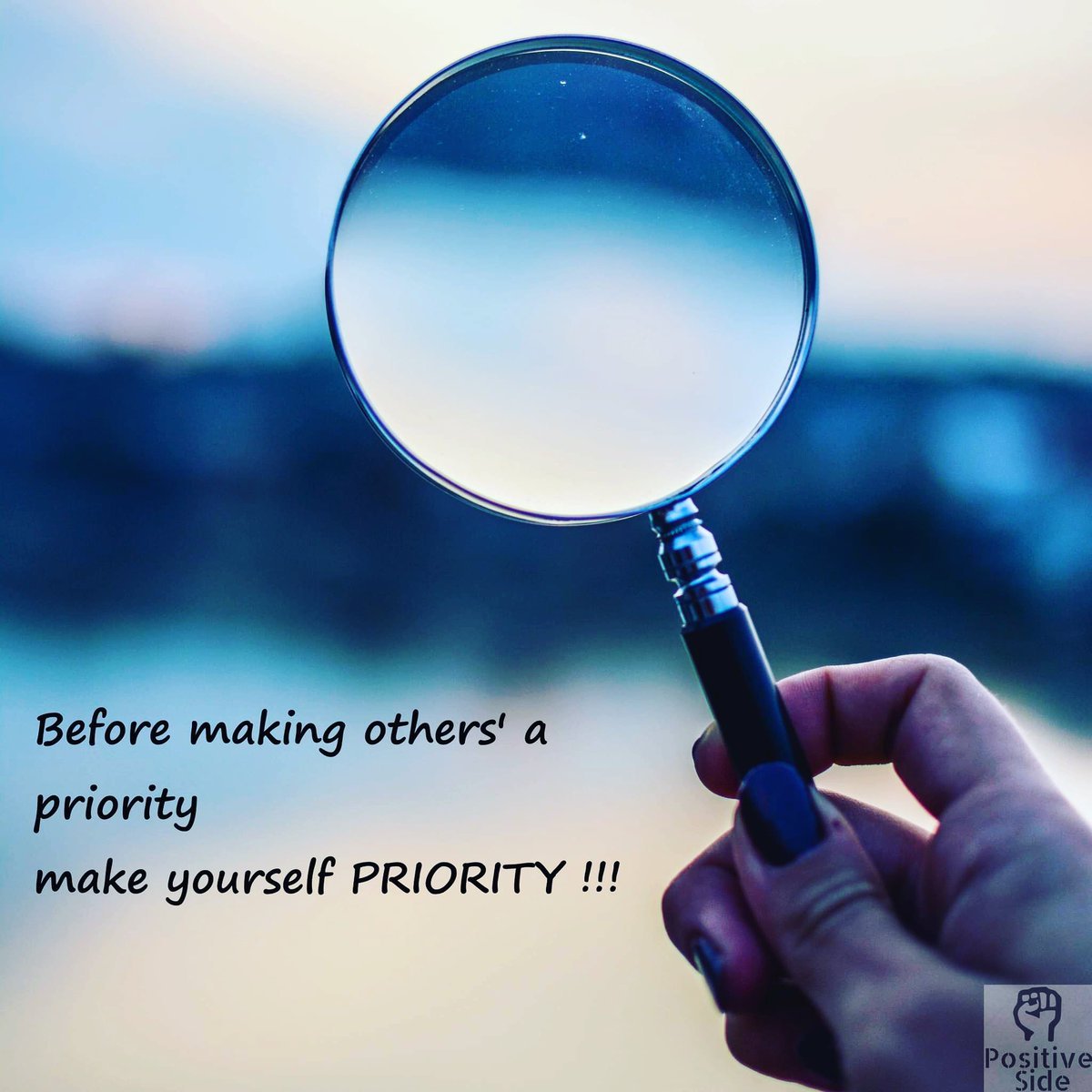 Before making others' a priority Make yourself a PRIORITY. . . . . #Srilanka #USA #business #smile #fitness #lifequotes #beautiful #photography #writer #followforfollowback #motivate #sad #likeforlikes #words #likes