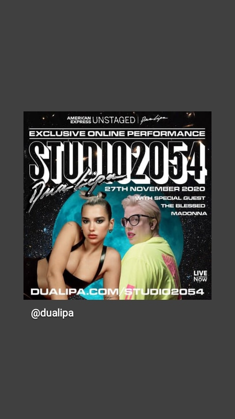 "🙏❤️ #LoveIsReligion If U Feel CAGEY, Caged, and Angry in isolation like Me, #AloneTogether Listen to this Song ""Love Is Religion"" with @DUALIPA + @theblessedmadonna i Hope #DuaLipa plays it on her November 27th Concert @livenowglobal #Studio2054 #WORLDWIDE 🌎 #woundedsparrow 🐦"
