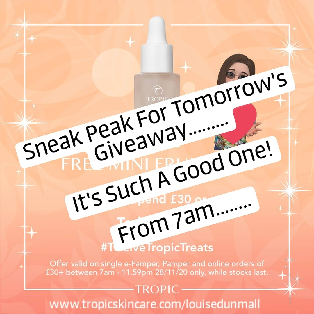 👀 SNEAK PEAK 👀   Tomorrow's Tropic giveaway available from 7am ⏰   https://t.co/7SYGTpQQIs https://t.co/iXiVy49Yrz