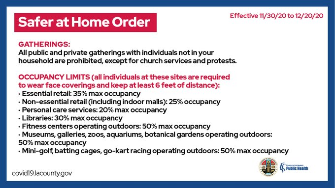 Los Angeles County Officials Announce Three Week Stay-at-Home Order En3iCI1VgAEqcgE?format=jpg&name=small
