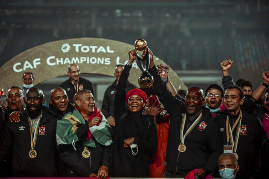 Al Ahly Clinches 9th Champions League Trophy