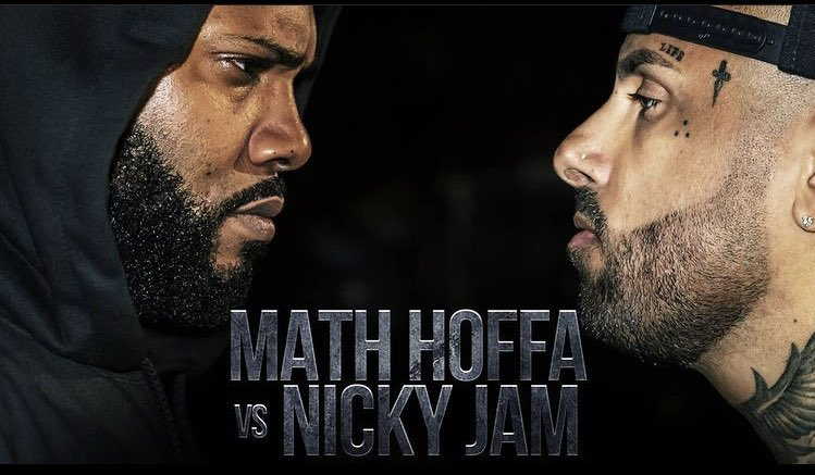 @MATHHOFFA bout to Really Battle a N*gga wit BILLION VIEW VIDEOS 😳😳😳😳😳😳 think about that for a Second 🤯🤯🤯🤯🤯🤯🤯🤯🤯🤯🤯 BIG SUPER SALUTE HOFF now kick @NickyJamPR Ass 🤣🤣🤣😭😭🔥🔥🔥🔥🔥🔥 #LegendsOnly
