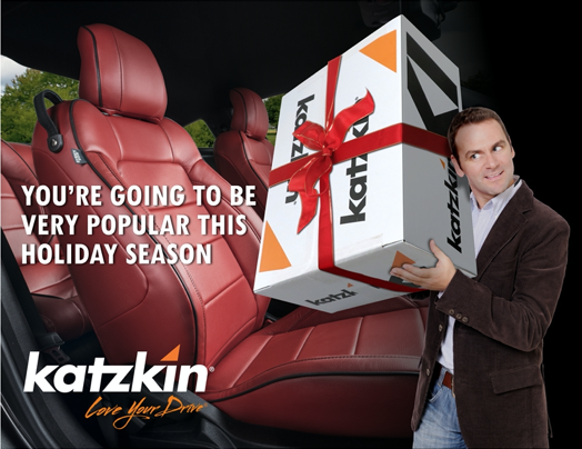 Win the gift giving game with Katzkin leather seats - check out all your design options here: https://t.co/Brj8nCNKnC  Please give us a call at 877-811-8840 with questions!  #leathergifts #katzkin #katzkinleather #carupgrade #becauseclothsucks #leatherisbetter #loveyourdrive https://t.co/I87tY3M0fx