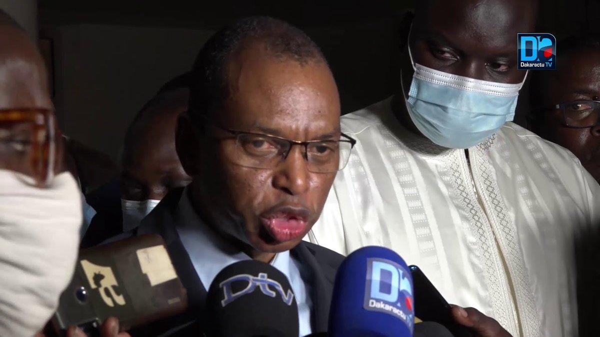 Assemblée nationale : «La taxe sur l'exportation des graines décortiquées est fixée à 30F cfa/kg» (ministre Moussa Baldé).: Le ministre de l'agriculture et de l'équipement rural, Mr Moussa Baldé est revenu sur les grandes lignes de du projet de budget… https://t.co/U1SgynR0lh https://t.co/n4EChWZnIp