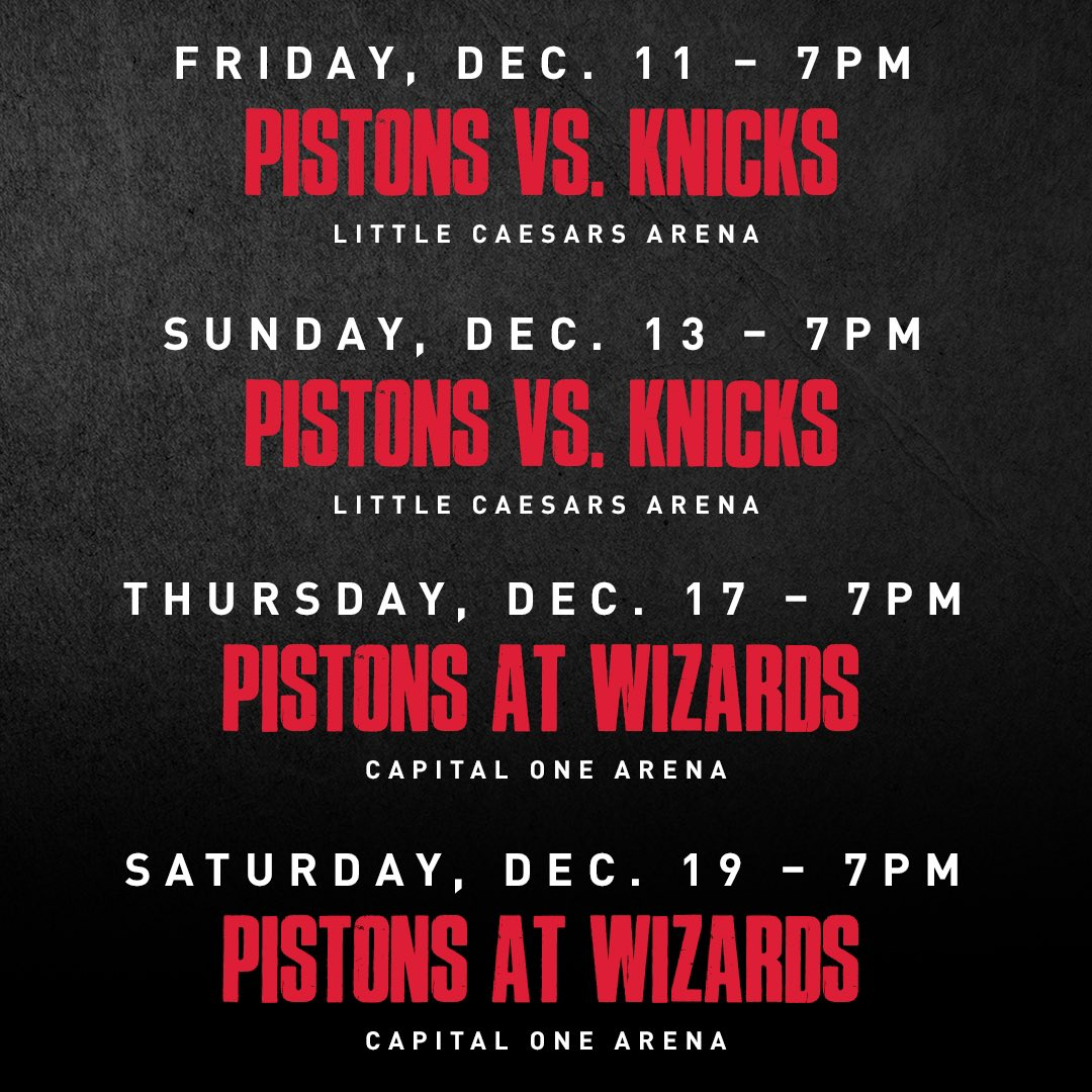 Dates for the upcoming preseason!!!  🚨🚨🚨🚨  https://t.co/ulfZSn0ye0 https://t.co/07PuydtnLF