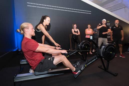 Jetzt ausprobieren: Hyrox-Trainingsspecials. #fitnessjourney #weightraining