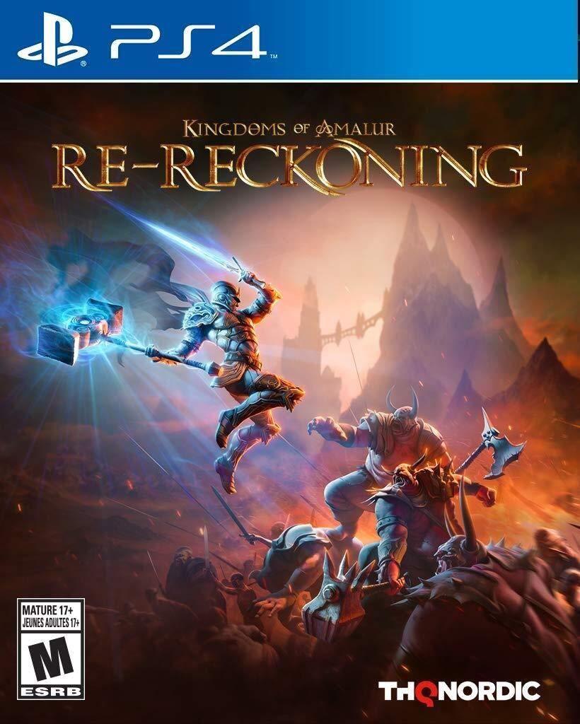Kingdoms of Amalur Re-Reckoning is $19.99 on Amazon PS4 amzn.to/2Xukq9g XBO amzn.to/2z6PK4B