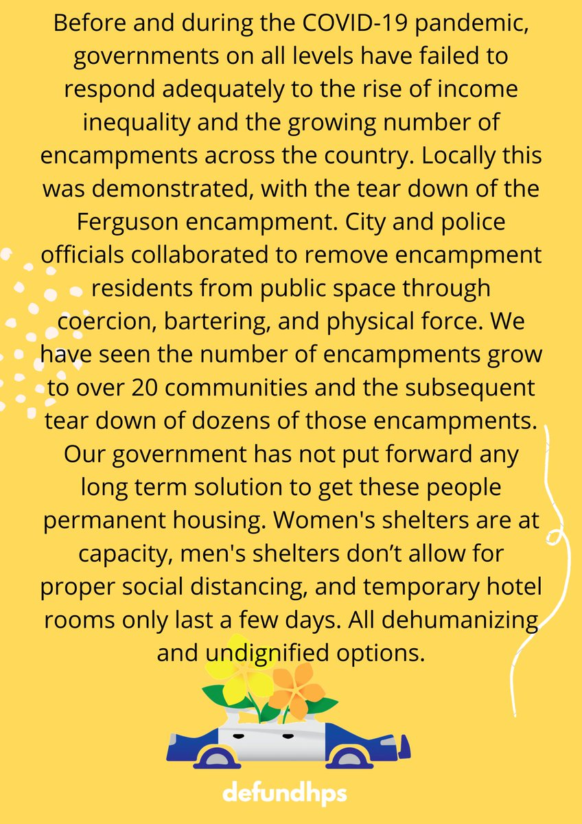 DAY FIVE: PLEASE READ OUT STATEMENT BELOW #DefundThePolice #HamOnt #onpoli #canpoli